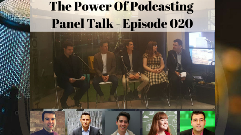powerofpodcasting
