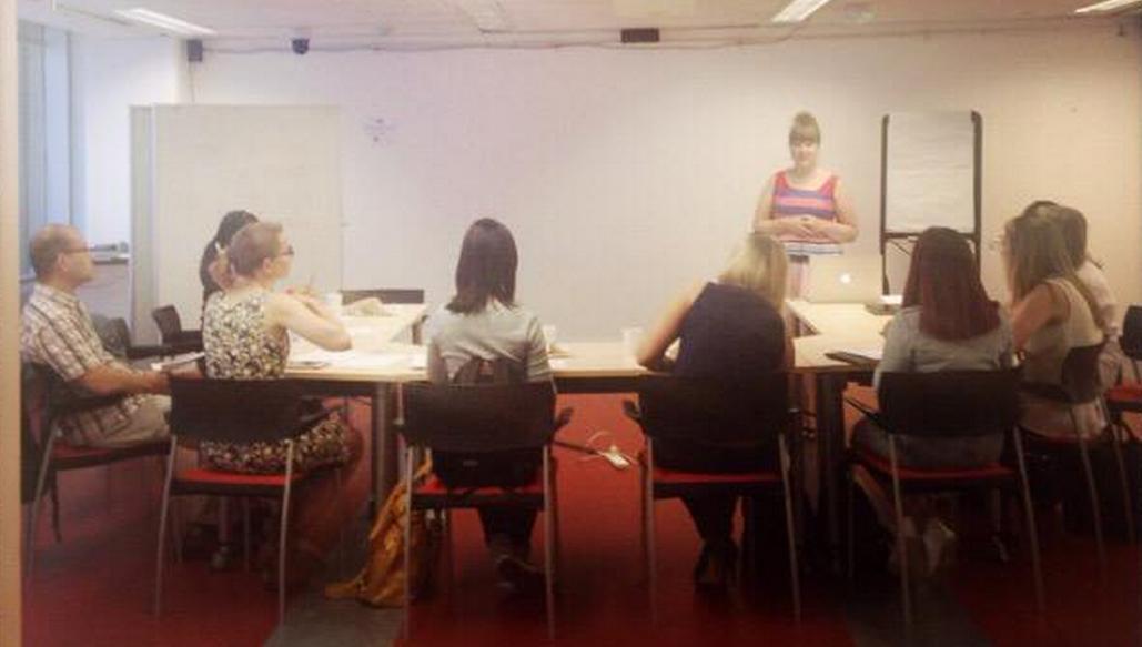 Twitterversity Workshop London